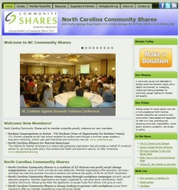 "<a href=""http://www.ncshares.org/"" target=""_blank"">North Carolina Community Shares</a>"